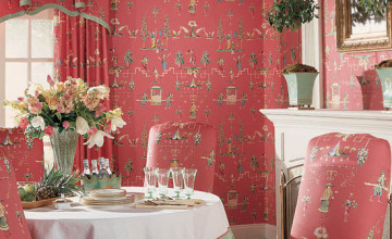 Thibaut Fabrics and Wallpapers