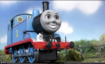 Thomas The Tank Engine Wallpaper