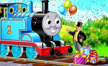 Thomas the Train Wallpaper