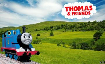 Thomas Train Wallpaper