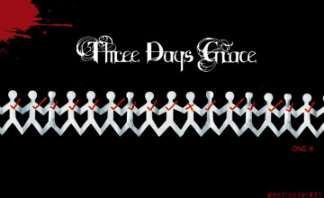 Three Days Grace Wallpaper HD