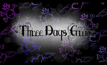 Three Days Grace Wallpaper