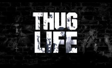 Thug Life Wallpaper