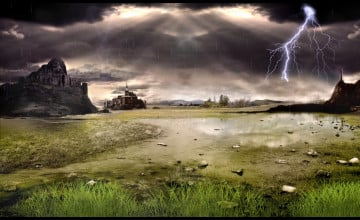 Thunderstorm Screensavers Wallpapers