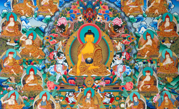 Tibetan Wallpaper