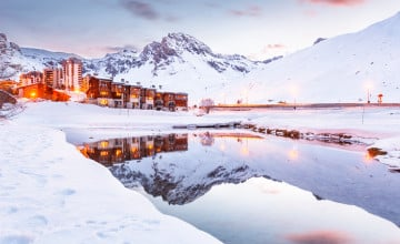 Tignes Wallpaper