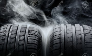 Tires Background