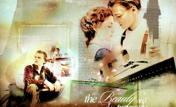 Titanic Jack And Rose Wallpaper