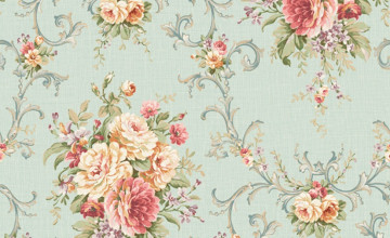 Toile Wallpaper Patterns