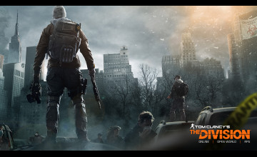 Tom Clancy Division Wallpaper