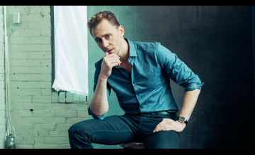 Tom Hiddleston Free Wallpaper