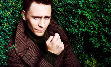 Tom Hiddleston Wallpaper HD