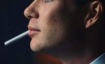 Tommy Shelby Close Up HD Wallpapers