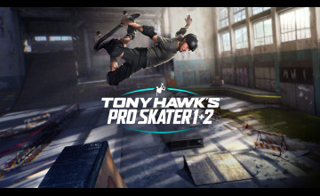 Tony Hawk's™ Pro Skater™ 1 + 2 Wallpapers