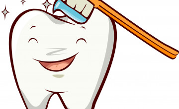 Tooth Desktop Wallpaper Free