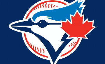 Toronto Blue Jays Logo Wallpaper