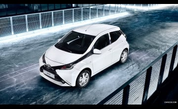Toyota Aygo Wallpapers