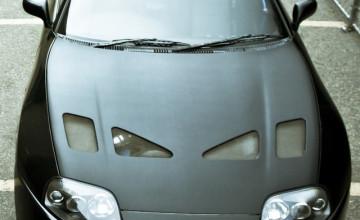 Toyota Supra Wallpaper iPhone 5