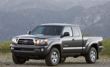 Toyota Tacoma HD Wallpaper