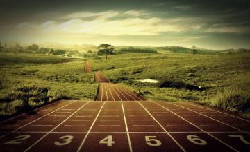 Track Wallpaper