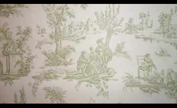 Traditional English Wallpaper