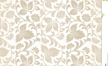 Traditional Floral Wallpaper