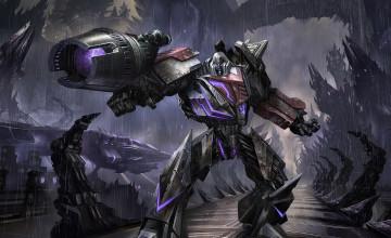 Transformers Cybertron Wallpaper