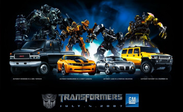 Transformers Wallpaper Autobots