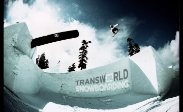 Transworld Snowboarding Wallpaper