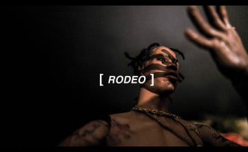 Travis Scott Desktop Rodeo Wallpapers