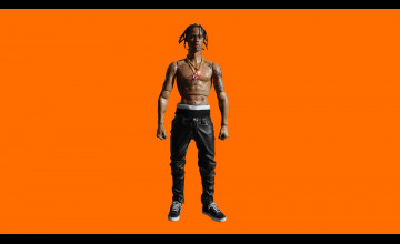 Travis Scott Rodeo Desktop Wallpapers