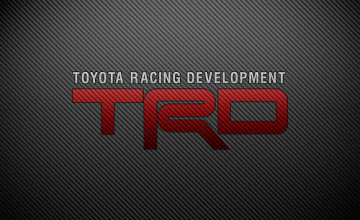 TRD Logo Wallpaper