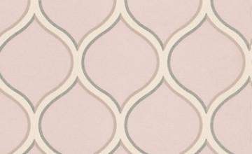 Trellis Pattern Wallpaper