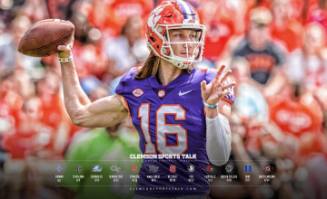 Trevor Lawrence Wallpapers