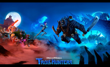 Trollhunters Wallpapers