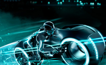 Tron Legacy Background