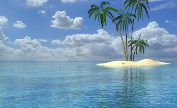 Tropical Island Desktop Backgrounds