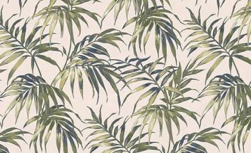 Tropical Leaf Wallpaper Patterns