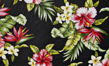 Tropical Print Wallpaper
