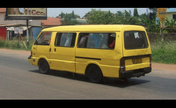 Trotro Background