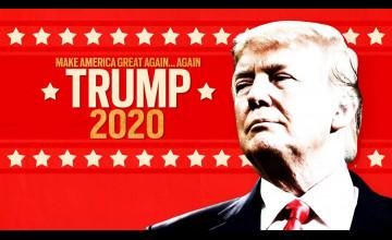 Trump 2020 Desktop Wallpapers