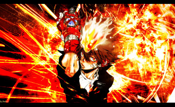 Tsuna Wallpaper