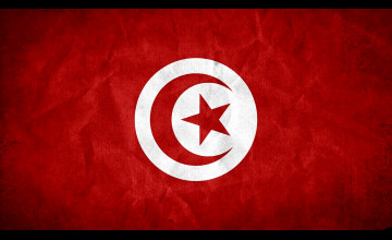 Tunisia Flag Wallpapers