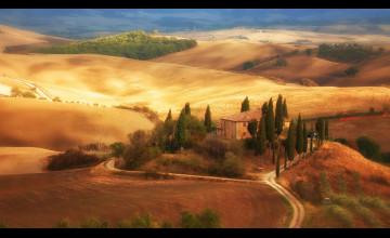 Tuscan Wallpaper Themes