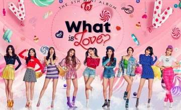 TWICE What Is Love? Wallpapers