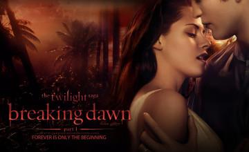 Twilight Breaking Dawn Wallpaper