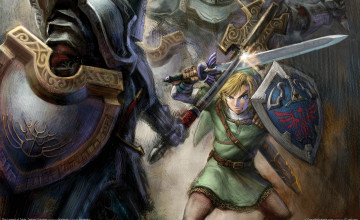 Twilight Princess HD Wallpaper