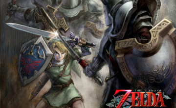 Twilight Princess Wallpaper