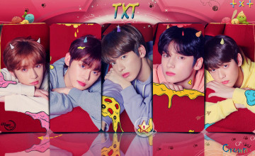 TXT Crown Wallpapers