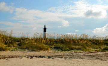Tybee Island Desktop Wallpaper